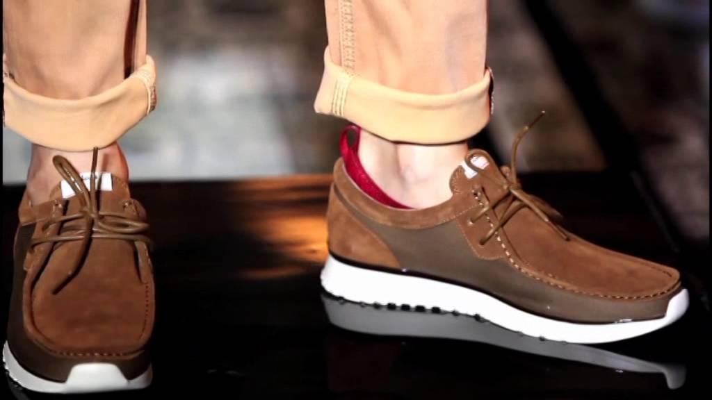 Sepatu Kulit Pria Clarks - Summer Spring 2014 Collection - YouTube fdfd0e93b2