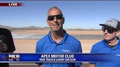 Cory's Corner: APEX Motor Club in Maricopa