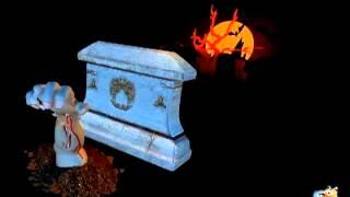 Buried zombie screensaver - www.screensaverspc.com