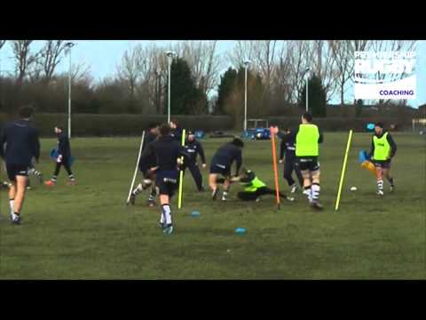 Coaching the ruck with Sale Sharks