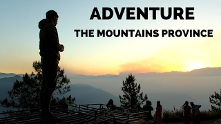 ADVENTURE TO THE MOUNTAINS OF LUZON - PHILIPPINES