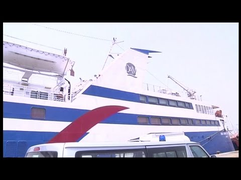 Bénin, Inauguration de la ligne maritime Cotonou- Libreville-Pointe-Noire