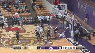 Highlights | JMU Women's Basketball vs. GWU