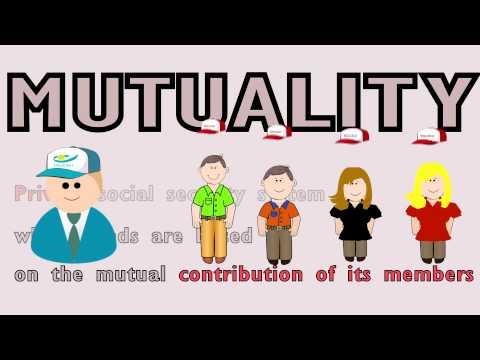 What is a (health) mutuality? (Belgium)