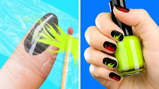 29 EASY NAIL AND MANICURE HACKS