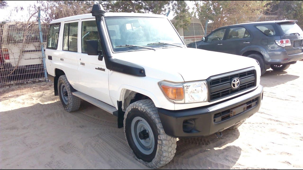 2010 Toyota Land Cruiser 76 LX10 Diesel In Dubai