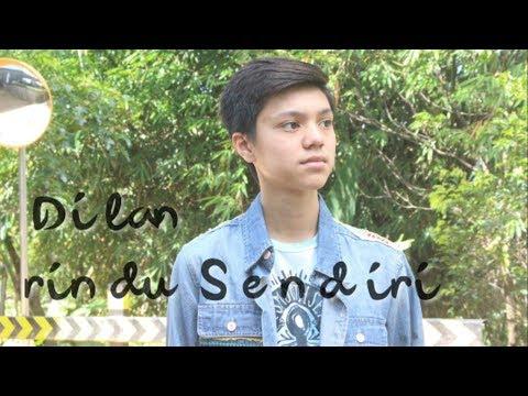Ost.Dilan-Rindu Sendiri (Cover)
