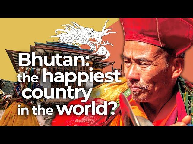 BHUTAN, the country of the THUNDER DRAGON - VisualPolitik EN