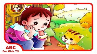 Puss in Boots Bedtime Fairy Tale iBigToy  l Bedtime Storybook For Children l ABC For Kids TV