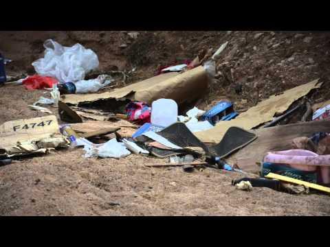 Illegal Dumping in Arizona