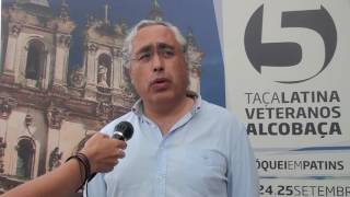 Entrevista a Paulo Tinta, fundador dos Veteranos do AACD a par com Luis Ribeiro