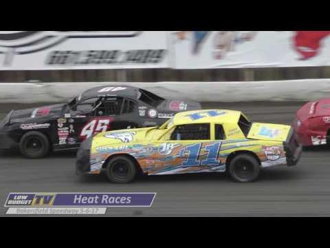 Heat Races: Bakersfield Speedway 5-6-17