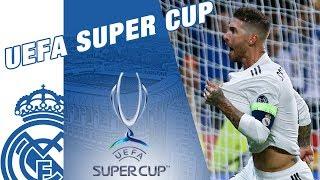 Real Madrid vs Atlético | UEFA SUPER CUP GOALS