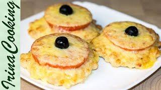 Рубленные Котлеты из Куриной Грудки По - французски 🐔 Как Быстро Приготовить Ужин