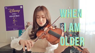 Download Lagu Frozen2_When I am older Violin cover(Olaf song)   Jenny Yun mp3
