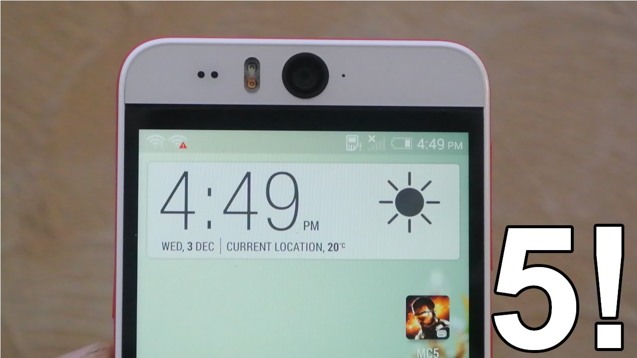 Htc Desire Eye Tips and Tricks Videos - Waoweo