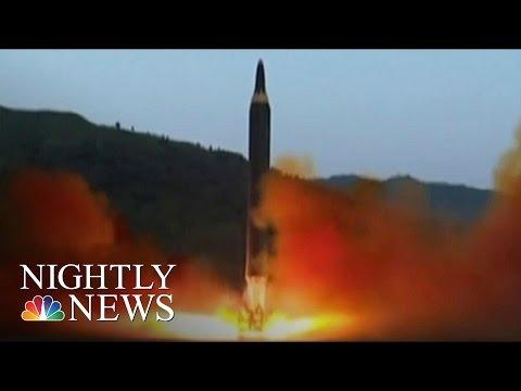 North Korea Boasts Successful Missile Launch | NBC Nightly News