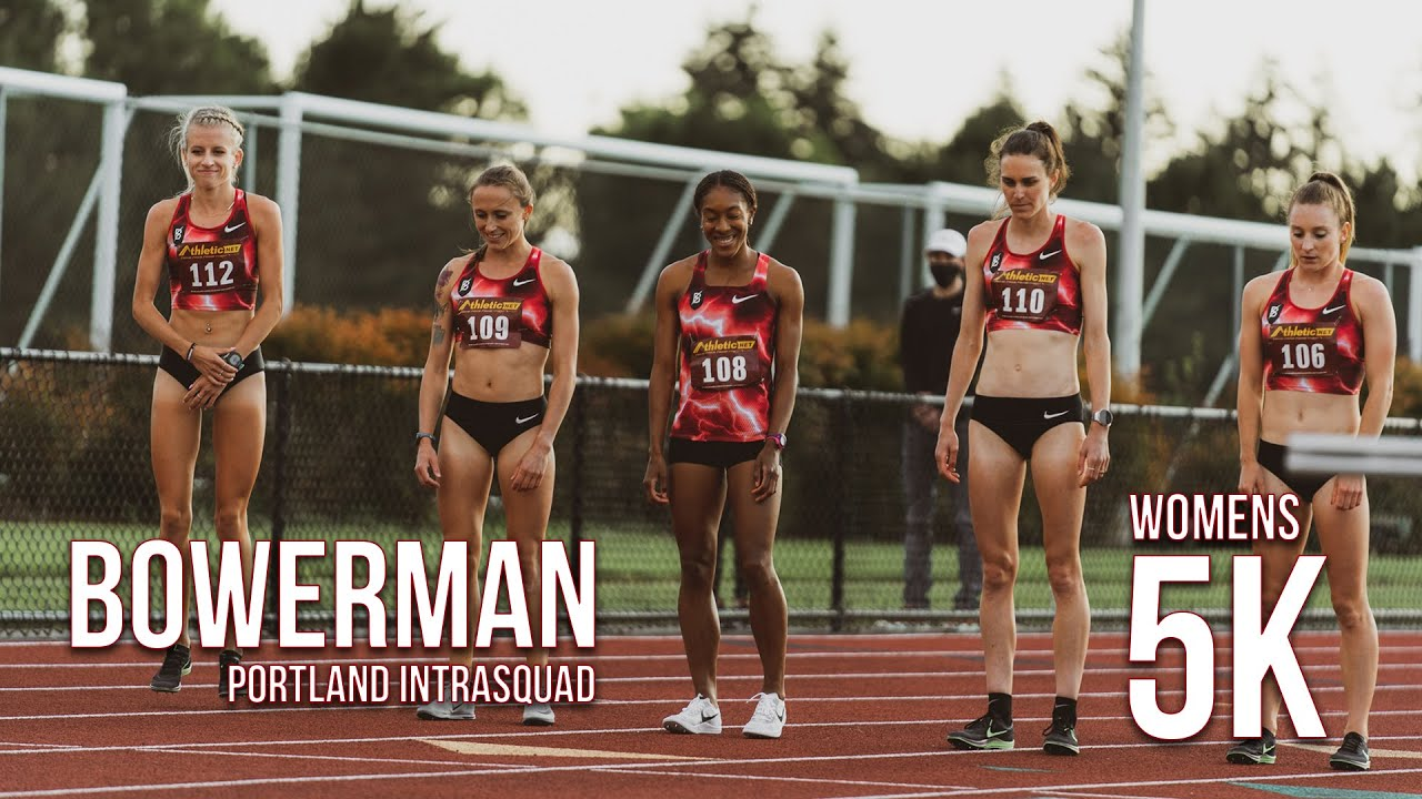 Portland Intrasquad || Womens 5k