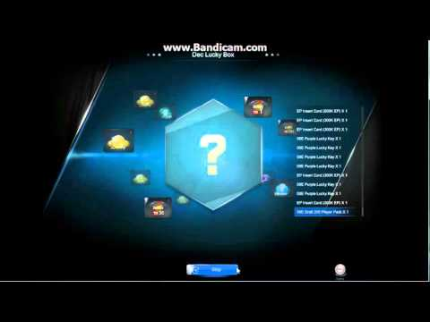 FIFA ONLINE 3 - Opening 100 December Lucky Box(Part 2 )LUCKY