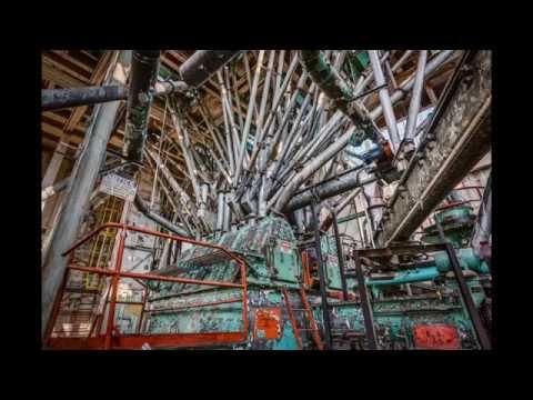 Sweet Ruin: The Brooklyn Domino Sugar Refinery
