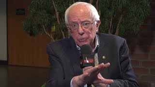 Interview: Bernie Sanders on Ending Yemen War, Medicare for All, Green New Deal & the Stop BEZOS Act