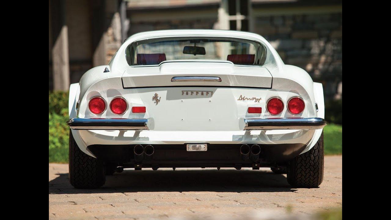 1974 Ferrari Dino 246 Gts 302500 Sold