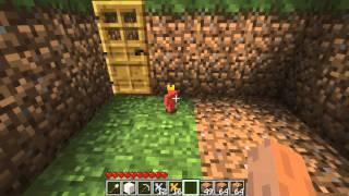 Minecraft - Обзор мода CLAY SOLDIER MOD