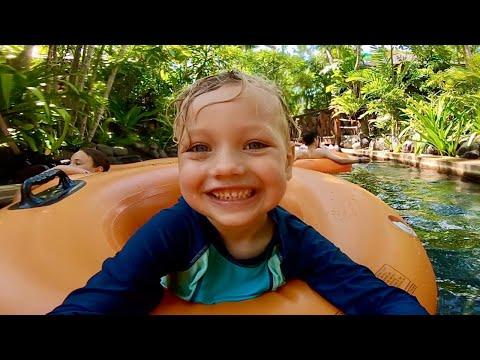 Waterbom Bali - Best Waterpark in Asia? VLOG