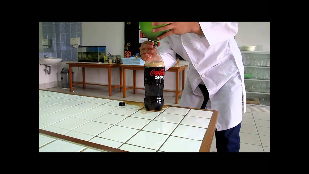 Ideal Gas Law Avogadros Law Experiment  YouTube