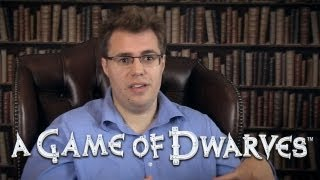 """A Game of Dwarves Developer Interview - """"The Campaign"""""""