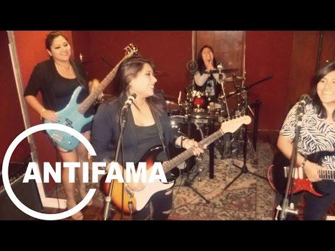 ALDANA FEMROCK - DESAPARECER (Antifama Tv)