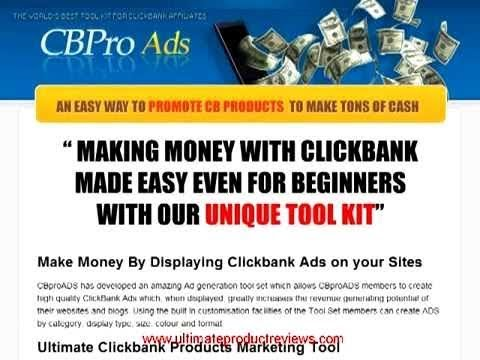 Make money with Clickbank- Earn $10000+ on clickbank using free tools.