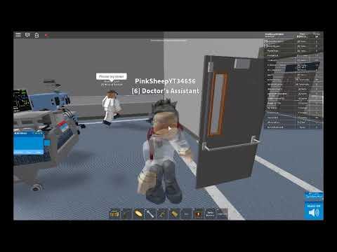 Found a hacker General Hospital!