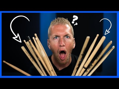 How To Choose Drumsticks