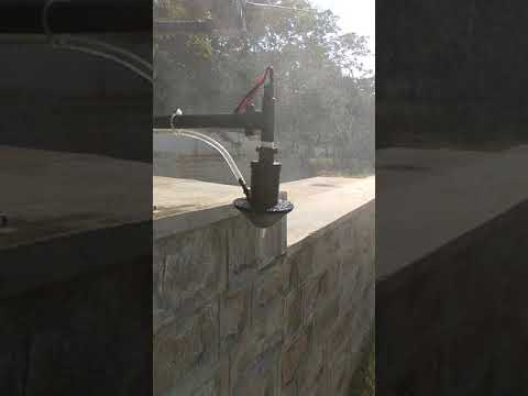 Static Spray Test of Atomizer Nozzles