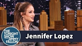 Jennifer Lopez's Mom Steals Her Vegas Show with Offstage Dance Moves