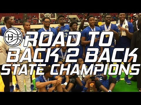 Dillard Road To BACK 2 BACK STATE CHAMPIONSHIPS!