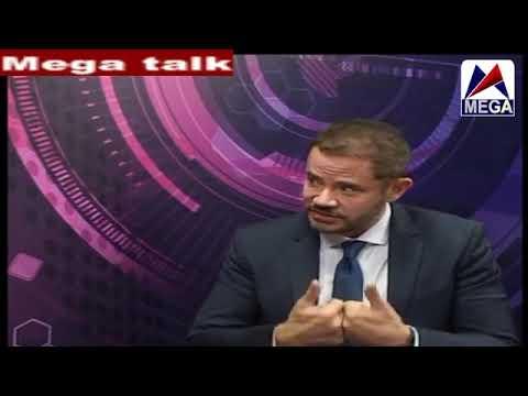 Mega talk with ILO directoer for NEpal,Richard Howard