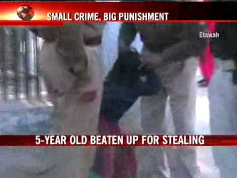 Cops Beat Up A 5-year-old Girl In Etawah