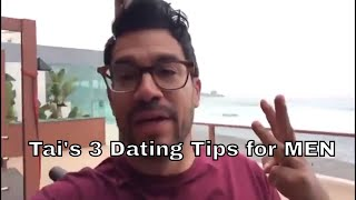 Dating Advice for Men - TAI LOPEZ Gives Dating Advice for Men