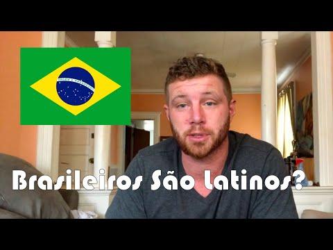 Brasileiros NÃO são LATINOS  Tim desabafa
