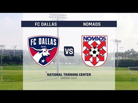 Live Video: Development Academy Semifinals - U-17/18: FC Dallas vs. Nomads SC