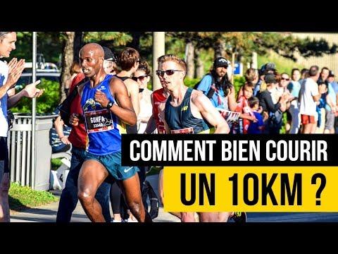 Comment bien courir un 10km et battre son record en 8 conseils !
