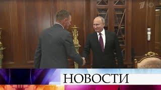 видео Курская область и Башкирия: кому президент предложил принять эстафету
