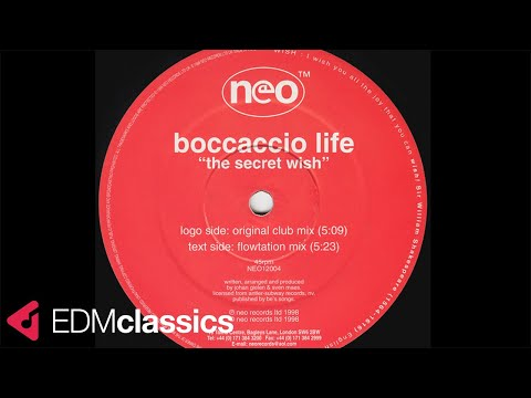 Boccaccio Life - The Secret Wish (Club Mix) (1997)