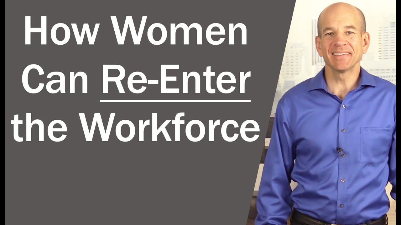 Download How Stay at Home Mom's Can Re-Enter the Workforce