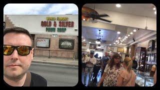 Hidden Camera Footage Inside Pawn Stars Shop Las Vegas