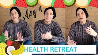 Colonic Irrigation Tell All ! | Health Retreat Vlog Day 4 | Misty Mountain