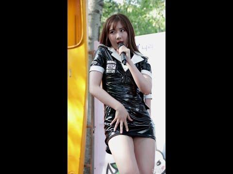 170805 워너비 (WANNA.B) 은솜 직캠  - My Type (화천 쪽배축제) By 애니닷