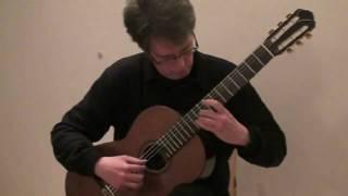 Isaac Albéniz: Zambra Granadina, Thomas Müller-Pering, guitar